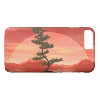 Pine bonsai - 3D render iPhone 8 Plus/7 Plus Case