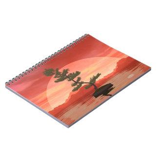 Pine bonsai - 3D render Notebook