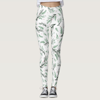 Pine Bough Leggings