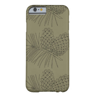 Pine Branch Two Barely There iPhone 6 Case
