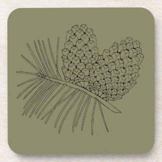Pine Branch Two Coaster