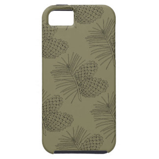 Pine Branch Two iPhone 5 Covers
