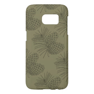 Pine Branch Two Samsung Galaxy S7 Case