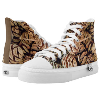 PINE CONE HIGH TOPS