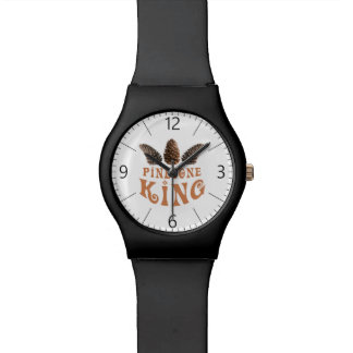 Pine cone king watch