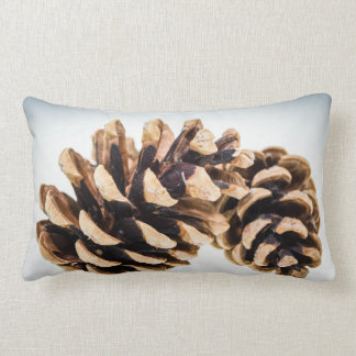 Pine Cone Lumber Pillow