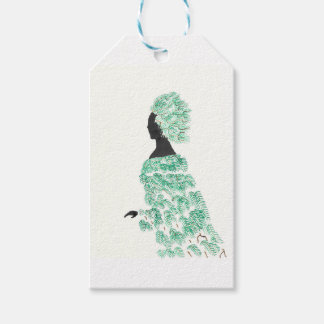 Pine Dryad Gift Tags