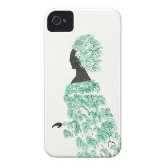 Pine Dryad iPhone 4 Case-Mate Case