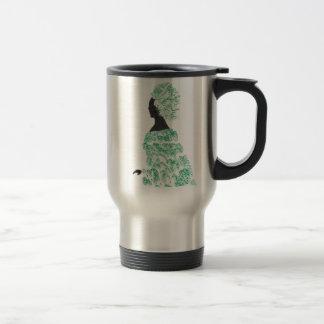 Pine Dryad Travel Mug