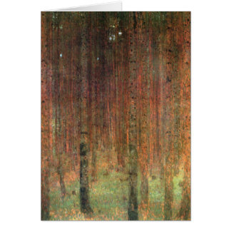 Pine Forest II cool Card