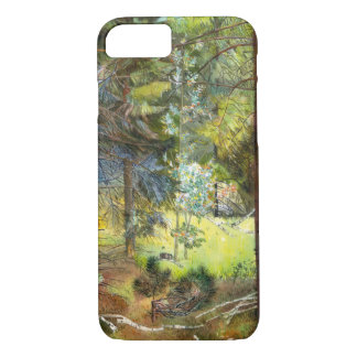 Pine forest iPhone 8/7 case