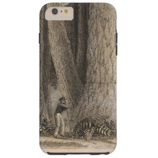 Pine Forest, Oregon Tough iPhone 6 Plus Case