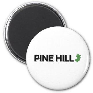 Pine Hill, New Jersey Magnet