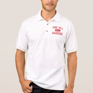 Pine Hill - Warriors - High - Pine Hill New Mexico Polo Shirt