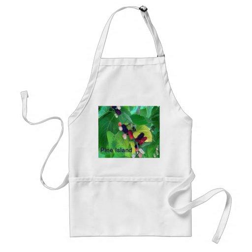 Pine Island Mulberries Apron