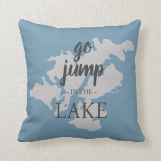 Pine Lake Pillow