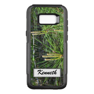 Pine Needles by Kenneth Yoncich OtterBox Commuter Samsung Galaxy S8+ Case