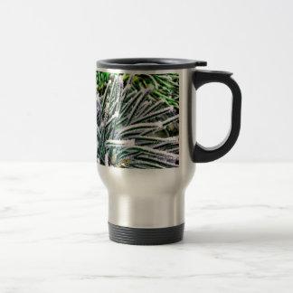 pine needles coffee mugs