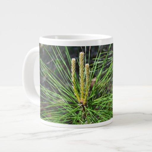 Pine Needles Extra Large Mugs