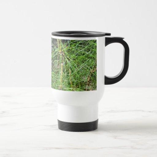 Pine Needles Travel Mug