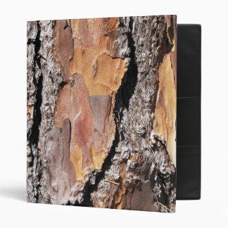 Pine Tree Bark Avery Binder