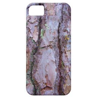 Pine Tree Bark iPhone SE+5/5S Case