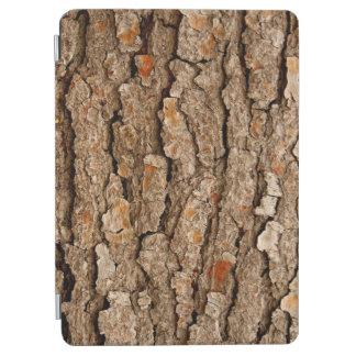Pine Tree Bark Texture iPad Air Cover