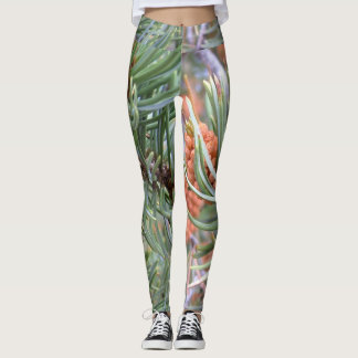 Pine Tree Leggings