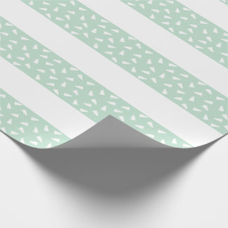 Pine Tree Matte Wrapping Paper
