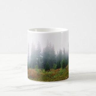 Pine Trees Forrest Photo Mug