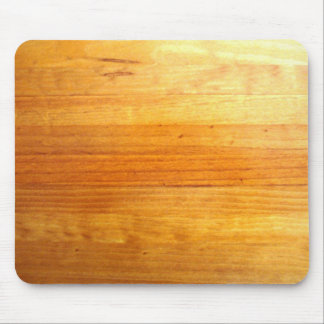Pine Wood Effect Mouse Pad