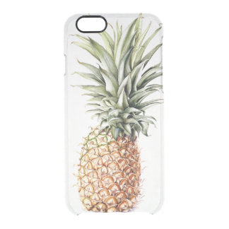 Pineapple 1997 clear iPhone 6/6S case
