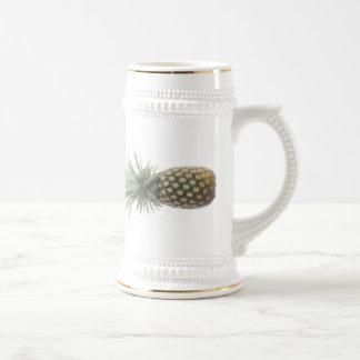 Pineapple Beer Stein