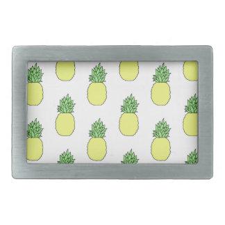 Pineapple Belt Buckle