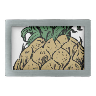 Pineapple Belt Buckles