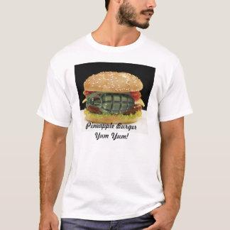 Pineapple Burger T-Shirt