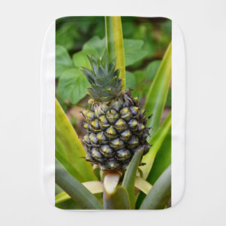 Pineapple Burp Cloth