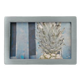 Pineapple By The Beach Belt Buckles
