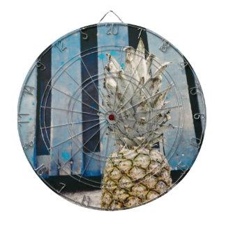 Pineapple By The Beach Dartboard