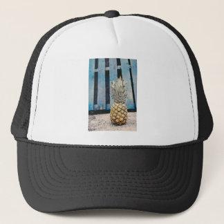 Pineapple By The Beach Trucker Hat
