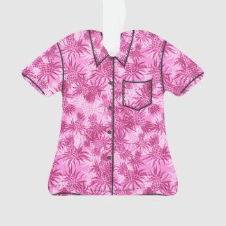 Pineapple Camo Hawaiian Tropical Aloha Shirt