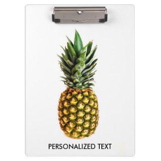 Pineapple clipboard for dietitian | Fruit photo