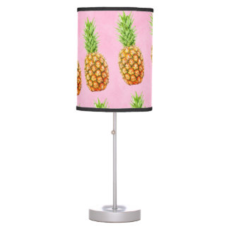 Pineapple cool pattern table lamp