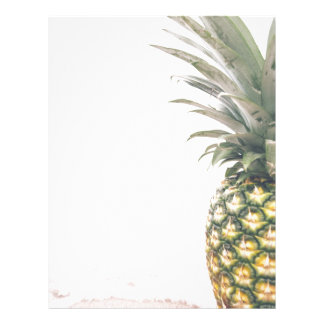Pineapple Crown Letterhead