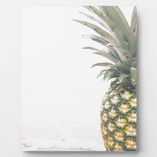 Pineapple Crown Plaque