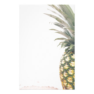 Pineapple Crown Stationery Paper