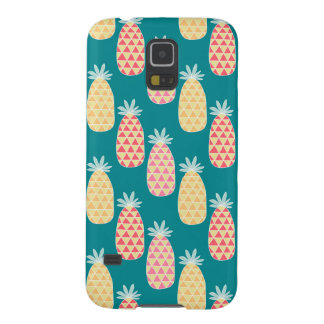 Pineapple Doodle Pattern Galaxy S5 Covers
