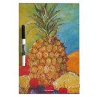 Pineapple Dry Erase Board