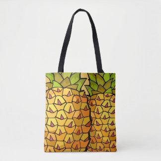 Pineapple Duo Tote Bag