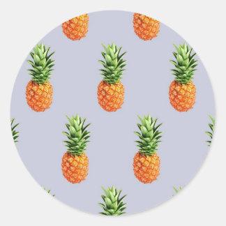 Pineapple Express Classic Round Sticker